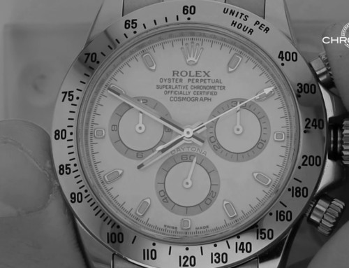 How does a Tachymeter on a Chronograph watch work?